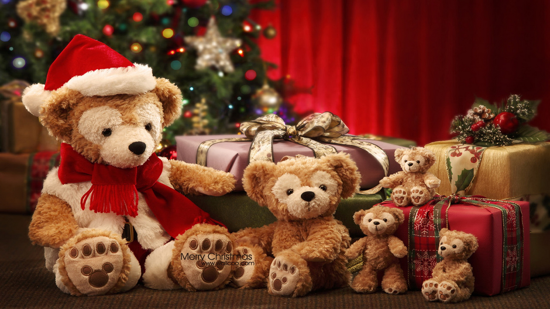 40 Cute Merry Christmas Wallpapers To Download For Free