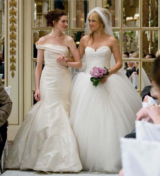 Best Wedding Gowns 2015: 20 Best Wedding Gowns From Movies