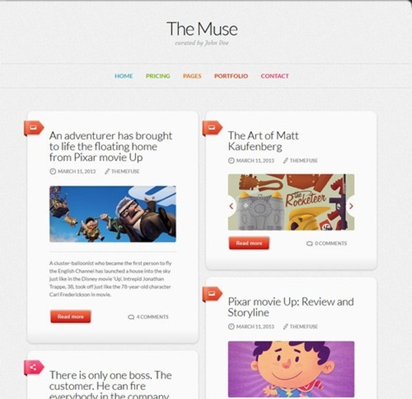WordPress magazine Themes (16)