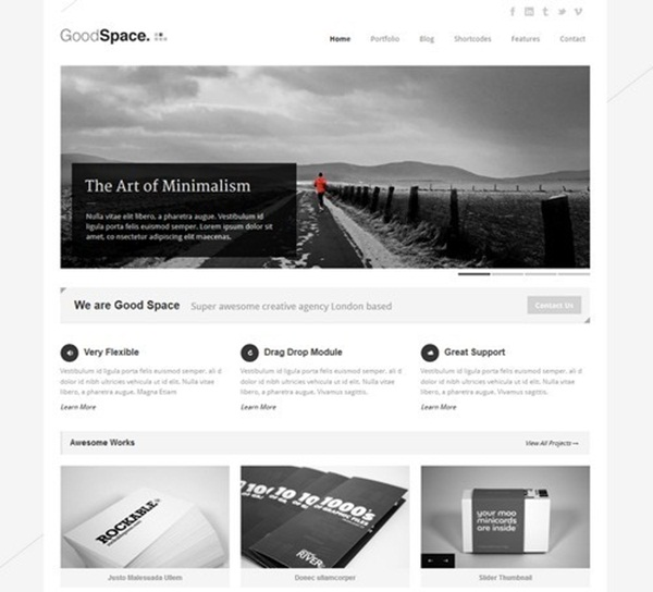 WordPress magazine Themes (4)