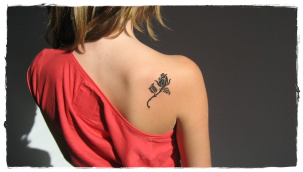 black rose tattoo 3