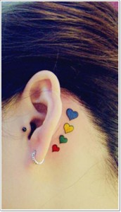 Heart-Tattoo-on-Ear