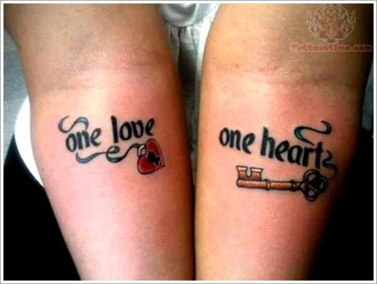 20 Best Couple Tattoos Permanently Inking Your Passion