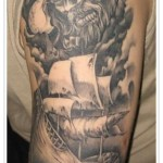 Viking Warrior Tattoo 2