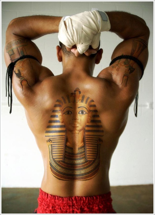 Ancient Egyptian Tattoos Meanings 40 of the Most Stunnin...