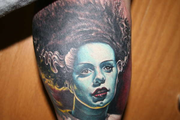 The-Bride-of-Frankensteins-Monster-by-Stefano-Alcantara-tattoo-101070