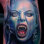amezing-vampire-tattoo-design