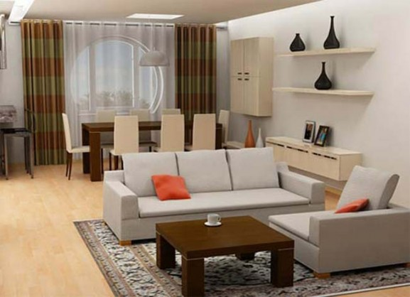 20 exceptional small living room design ideas