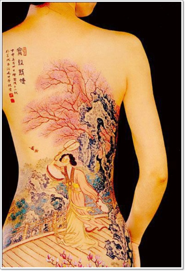 chinese tattoos 13