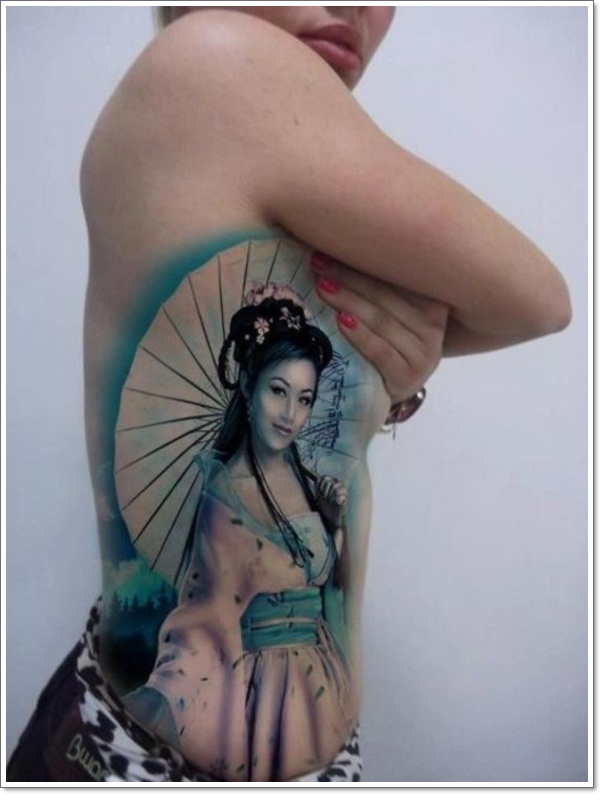 30 vibrant chinese tattoo design ideas for Chinese triad tattoo