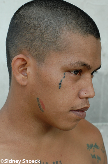 15 prison tattoos rocked by hard knock criminals for What does a teardrop tattoo signify