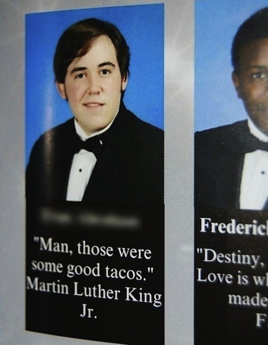 32 Hilarious Senior Quotes That You Won\'t Believe Got Published!