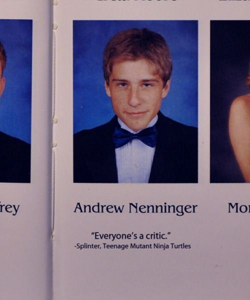 32 Hilarious Senior Quotes That You Won't Believe Got