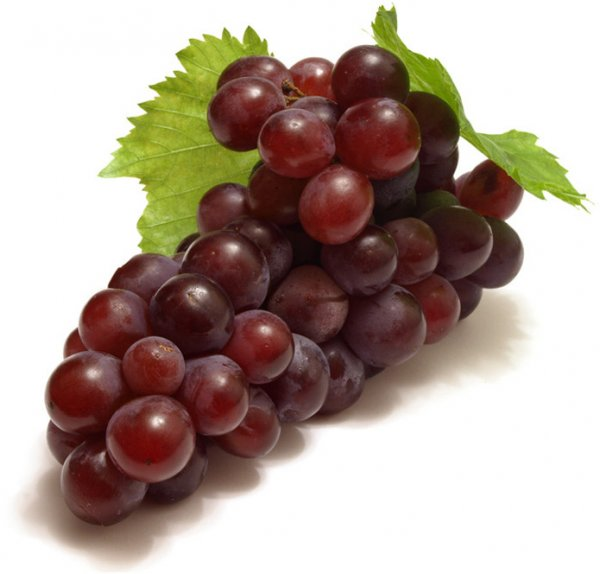 fruits grapes