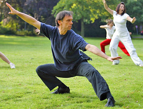 low impact exercise tai chi