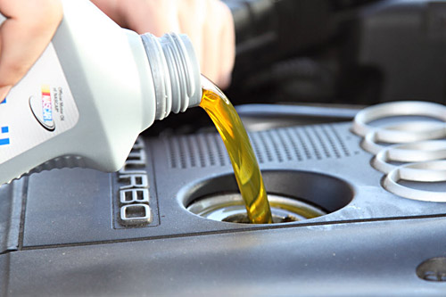 oil for the car