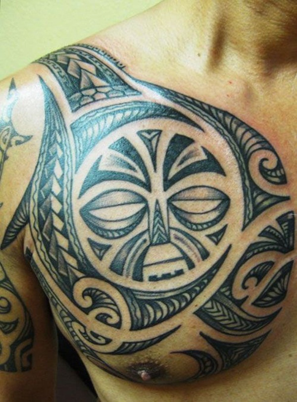 Tattoos Designs For Men On Chest