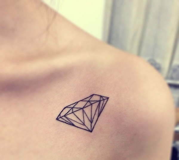 Ideas And Designs For Girls: 40 Collar Bone Tattoo Ideas For Girls