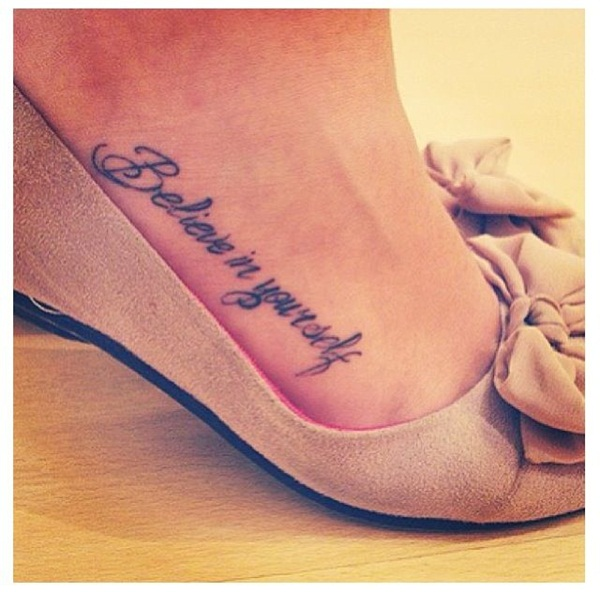 40 One Word Tattoo Ideas (10)