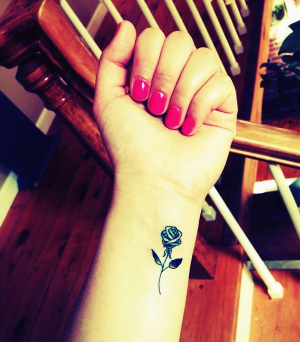 Tattoo Woman Photo: 40 Cute Small Tattoo Ideas For Girls