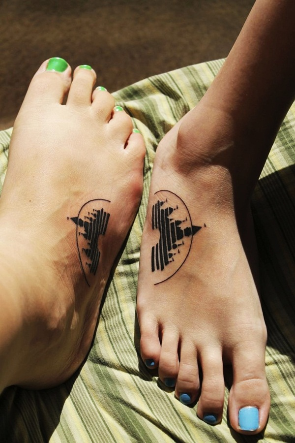 40 Forever Matching Tattoo Ideas For Best Friends (11)