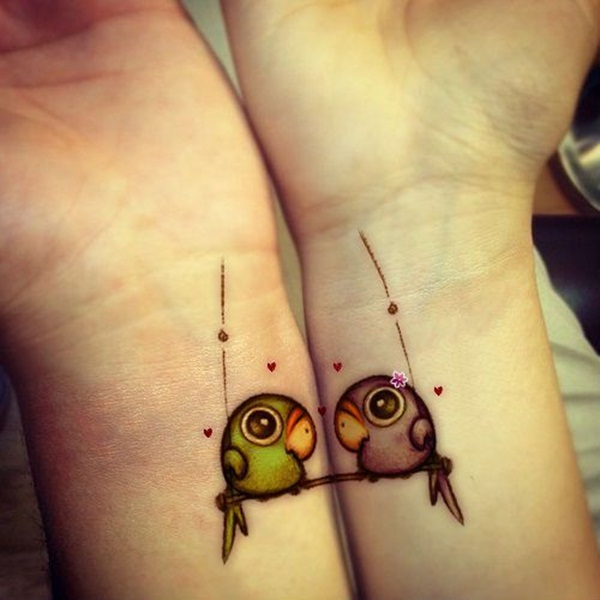 40 Forever Matching Tattoo Ideas For Best Friends (30)