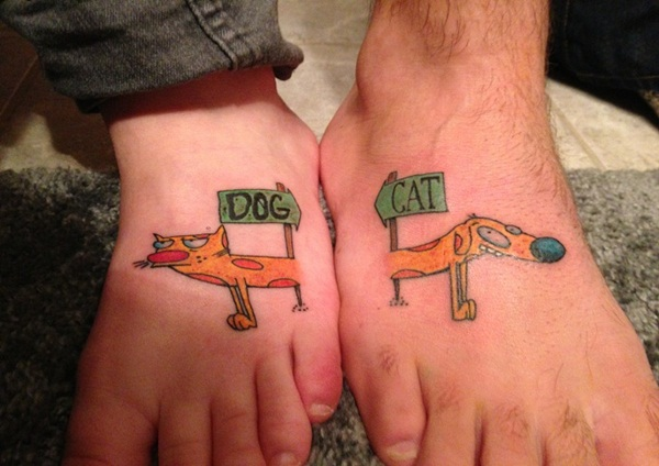 40 Forever Matching Tattoo Ideas For Best Friends (38)