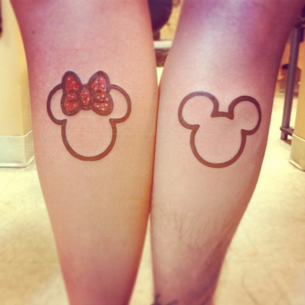 40 Forever Matching Tattoo Ideas For Best Friends (39)
