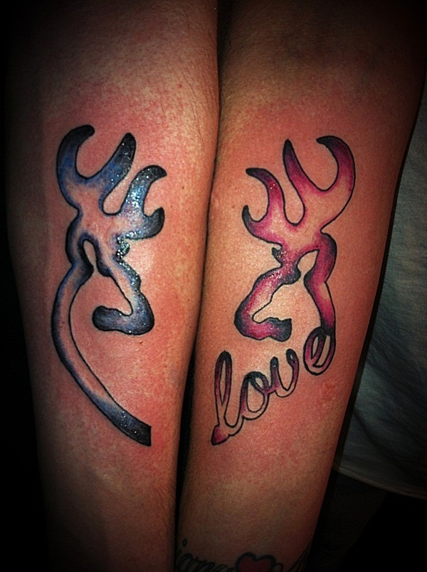 40 forever matching tattoo ideas for best friends for Matching tattoos for couples in love