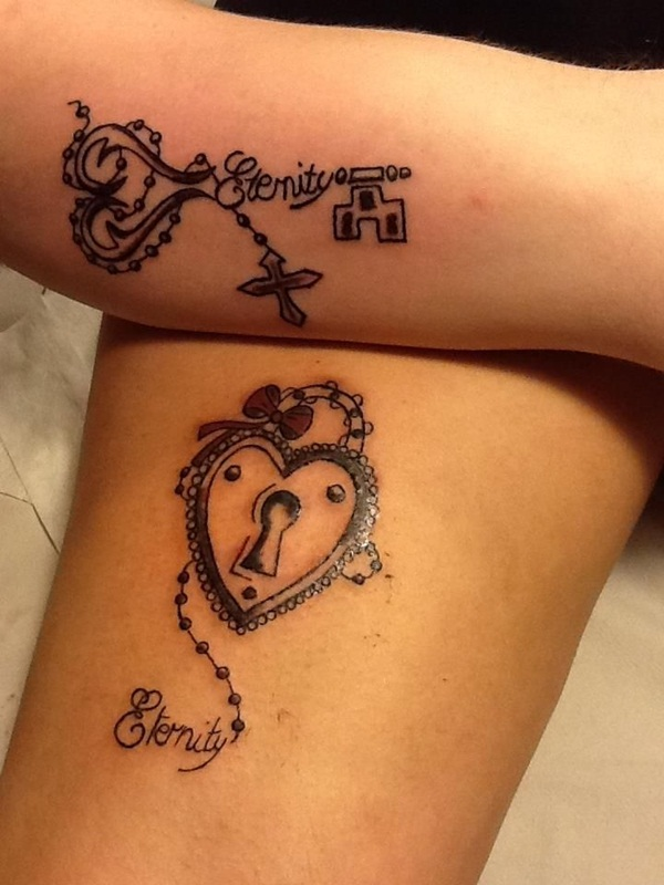 40 Forever Matching Tattoo Ideas For Best Friends (9)