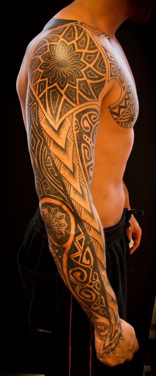 40 curvy polynesian tattoo designs. Black Bedroom Furniture Sets. Home Design Ideas