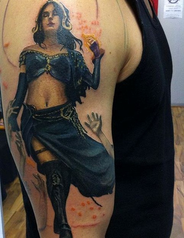 Abracadabra Magical Tattoo Designs (37)