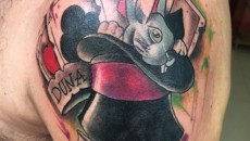Abracadabra Magical Tattoo Designs (39)