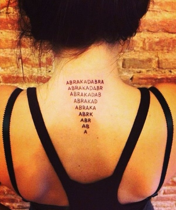Abracadabra Magical Tattoo Designs (5)