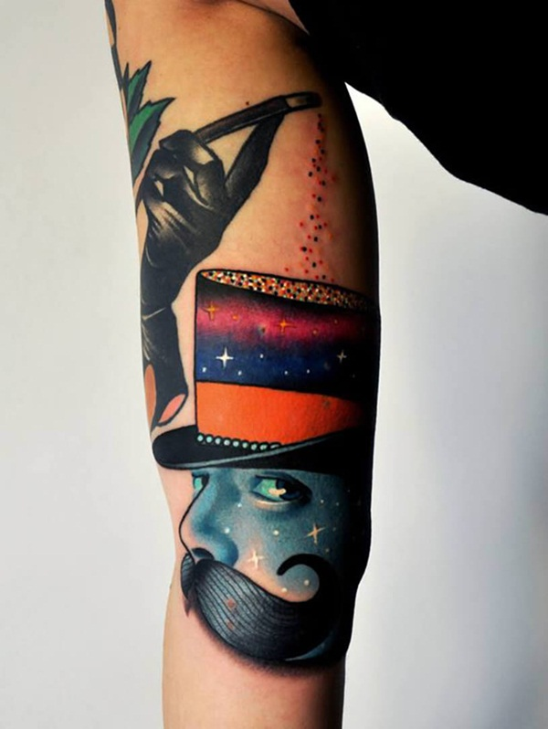 Abracadabra Magical Tattoo Designs (6)