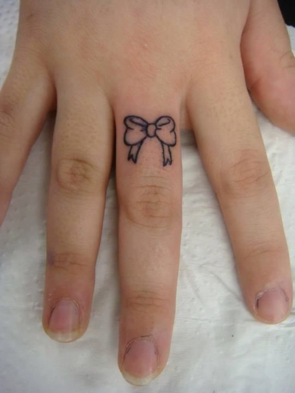Extremely Cute Minimalistic Tattoo Designs (11)