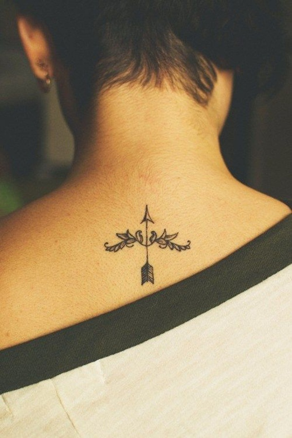 Extremely Cute Minimalistic Tattoo Designs (3)