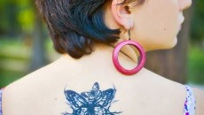 Impossibly Pretty Little Tattoo Designs Specially For Girls (16)