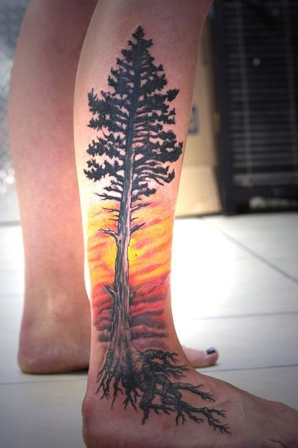 Lovely Nature Tattoo Designs (1)