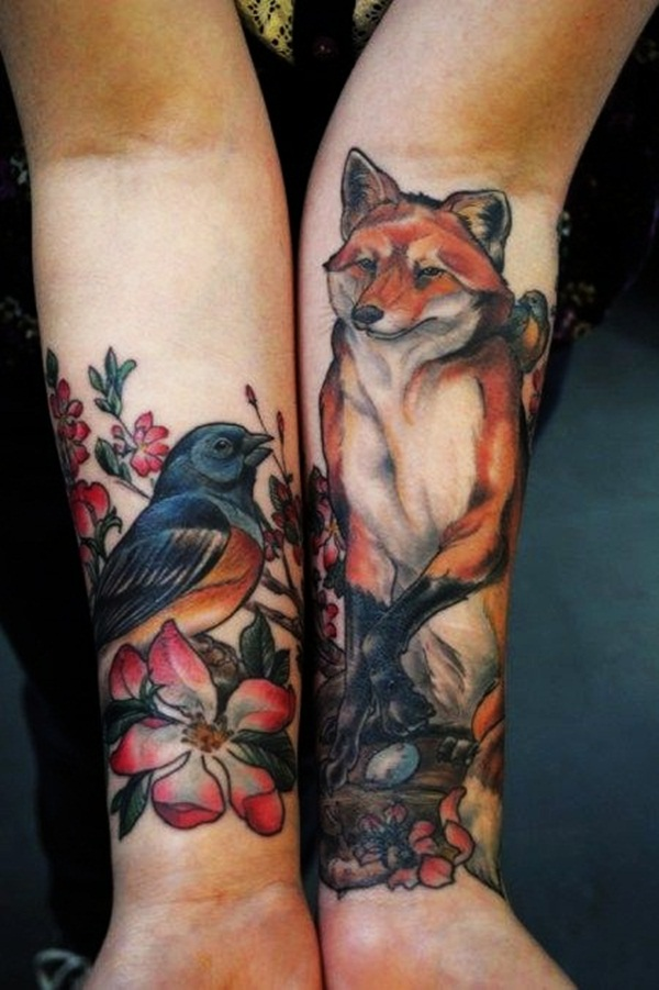 Lovely Nature Tattoo Designs (11)