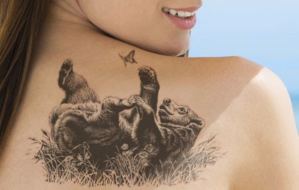Lovely Nature Tattoo Designs (13)