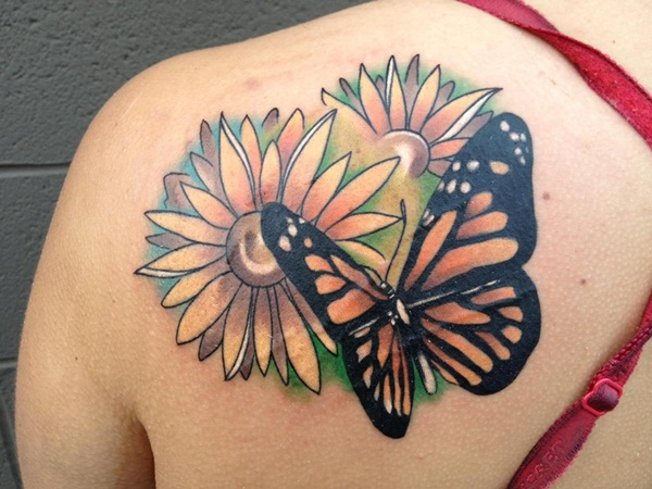 Lovely Nature Tattoo Designs (16)