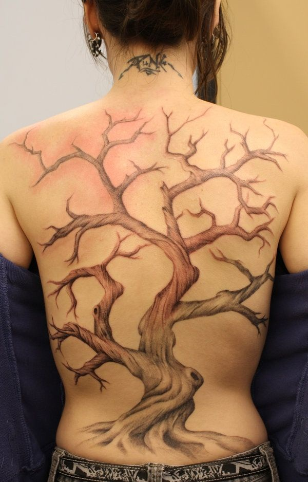 Lovely Nature Tattoo Designs (24)