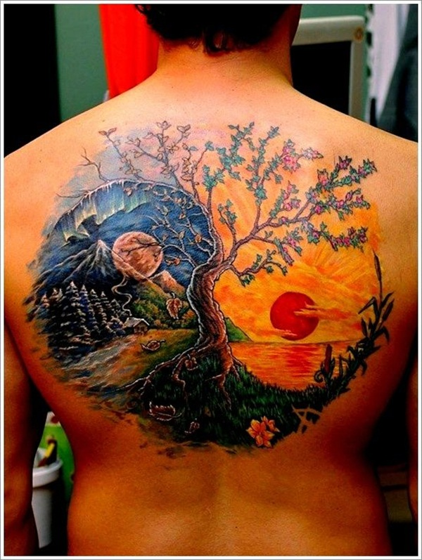 Lovely Nature Tattoo Designs (3)