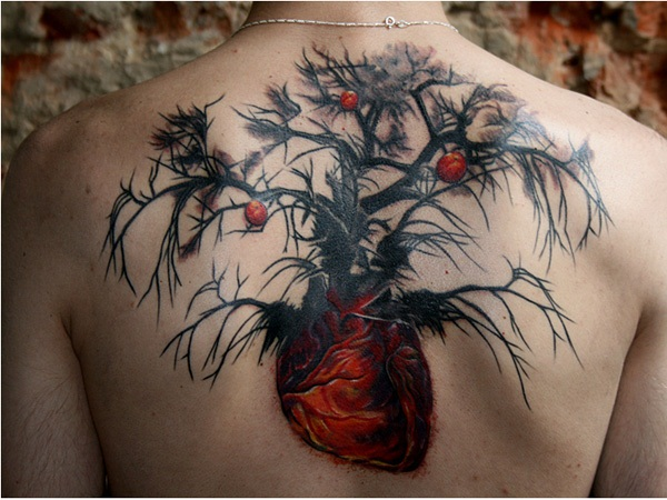 Lovely Nature Tattoo Designs (32)