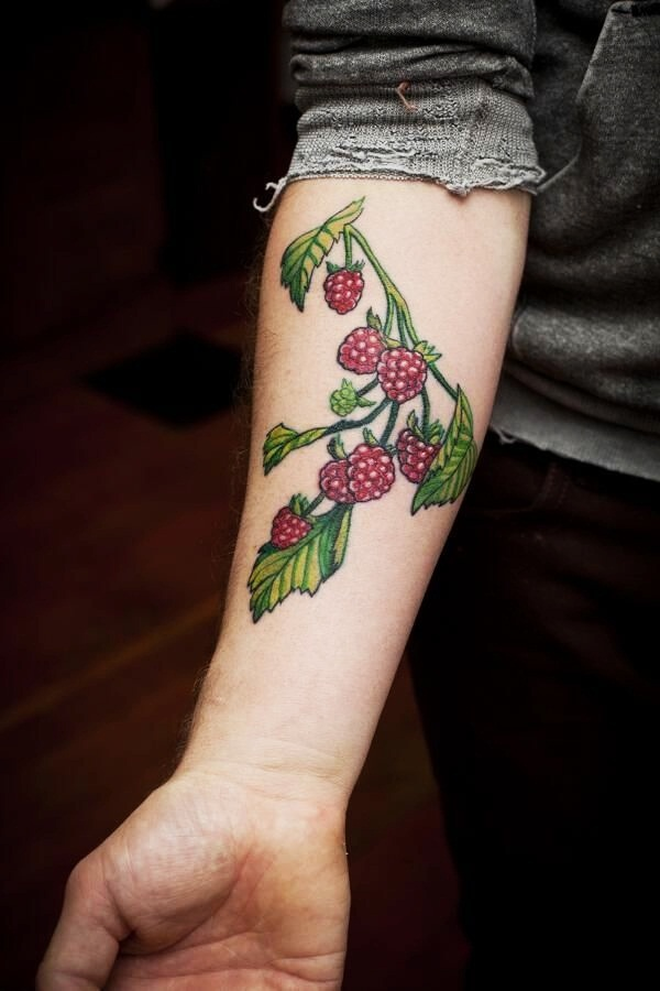 Lovely Nature Tattoo Designs (5)