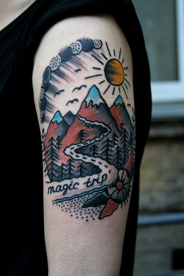 Lovely Nature Tattoo Designs (6)