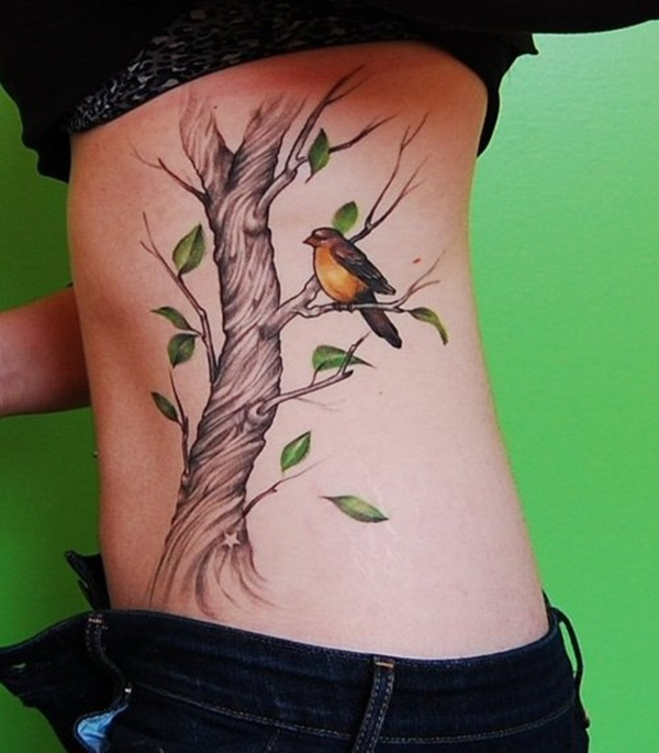 Lovely Nature Tattoo Designs (7)