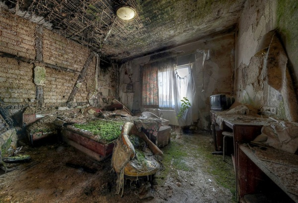 Phenomenal Pictures of ABANDONED Places (33)