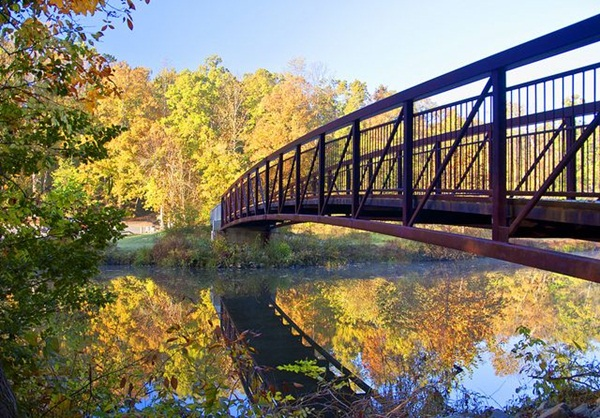 Spectacular Pictures Of Covered Bridges (1)